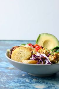 Savory Potato Breakfast Bowl