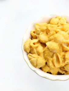 Vegan gluten-free mac and cheese