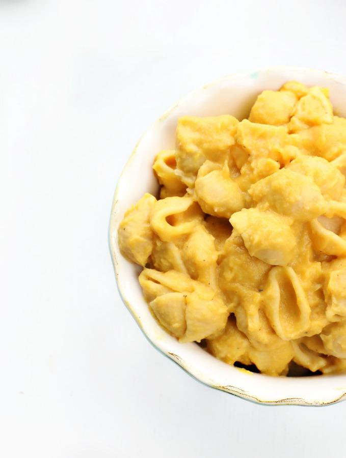 The BEST Vegan Mac and Cheese {Gluten-free + Nut-free}