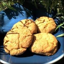Vegan Coconut Cookies