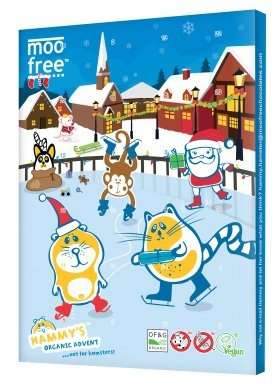 moo free Christmas Advent Calendar Competition