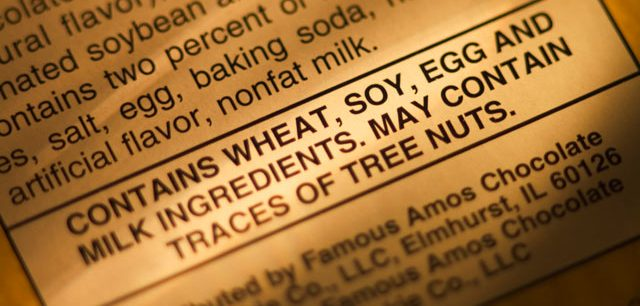 A Beginner's Guide on How to Read Food Labels for Allergens