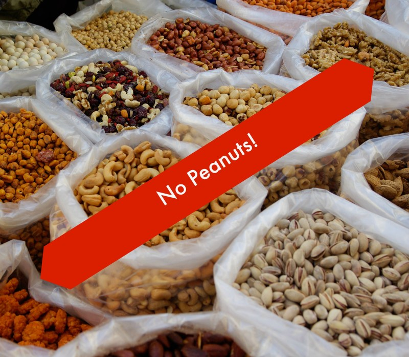 How to live the Nut Free Lifestyle