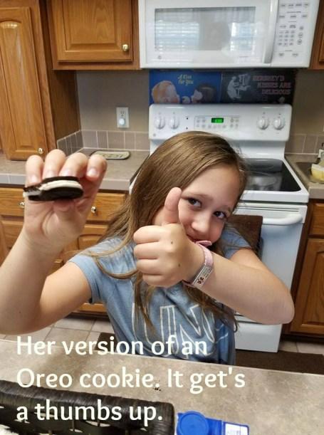 Oreo cookie edited