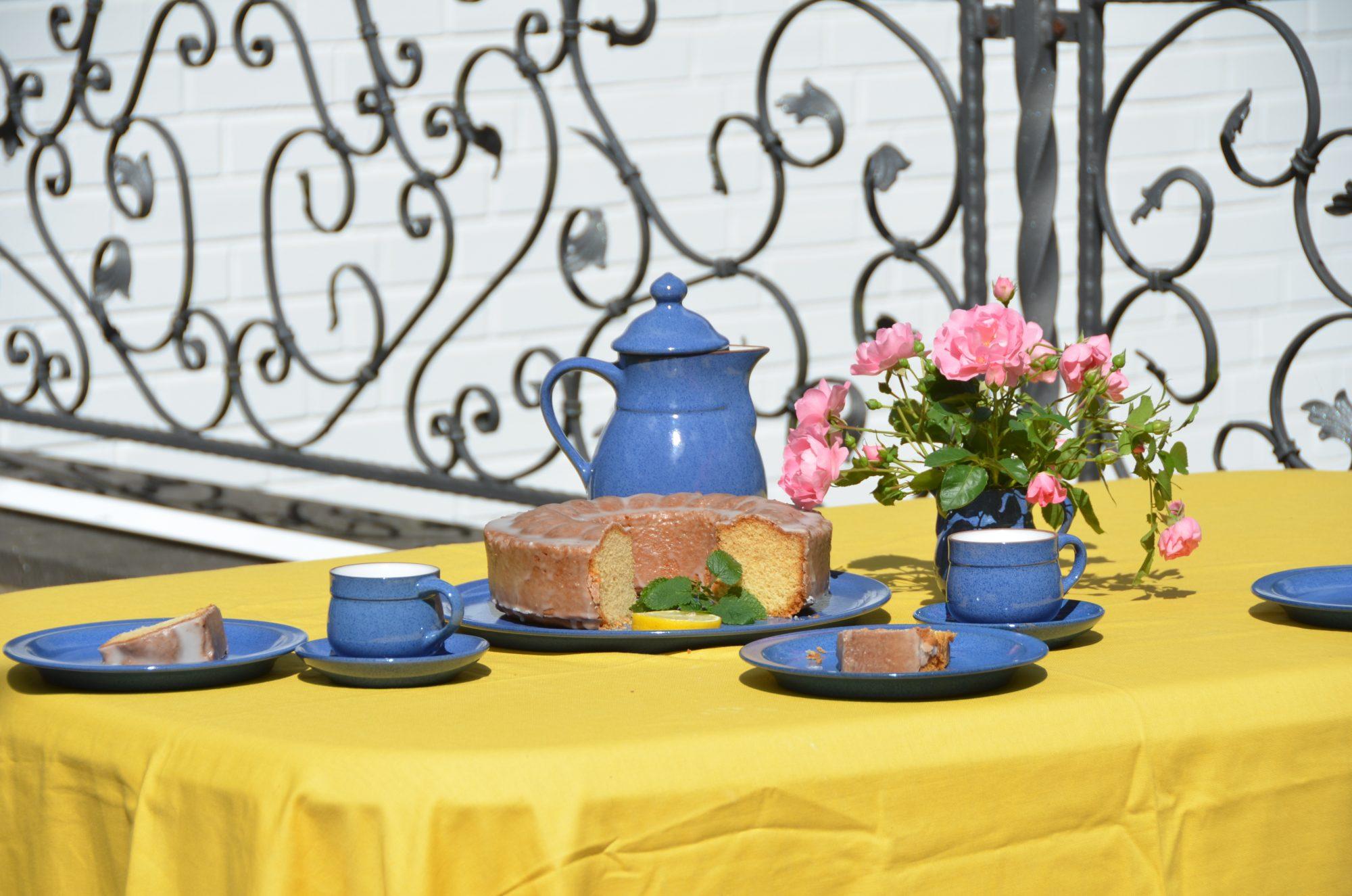 Zitronenkuchen – Barbara Kuchen