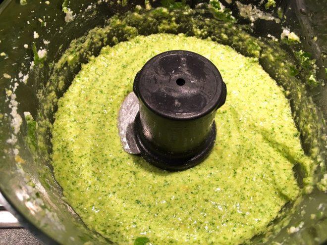 Basilikum-Limetten-Pesto Rezept