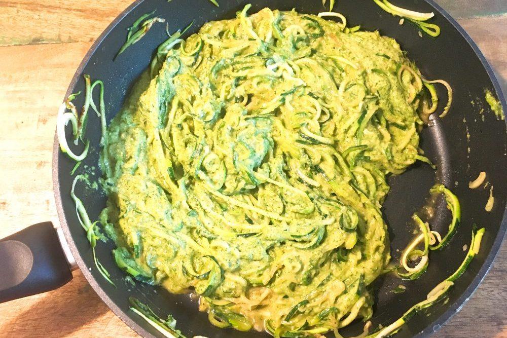Cremige Pesto vegan Rezept