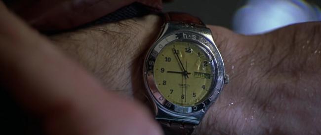 1998 - Im Spielfilm Godzilla wird eine Uhr mit den Zeigern auf 9 und 11 gezeigt.