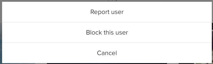 Menschen denunzieren auf Instagram