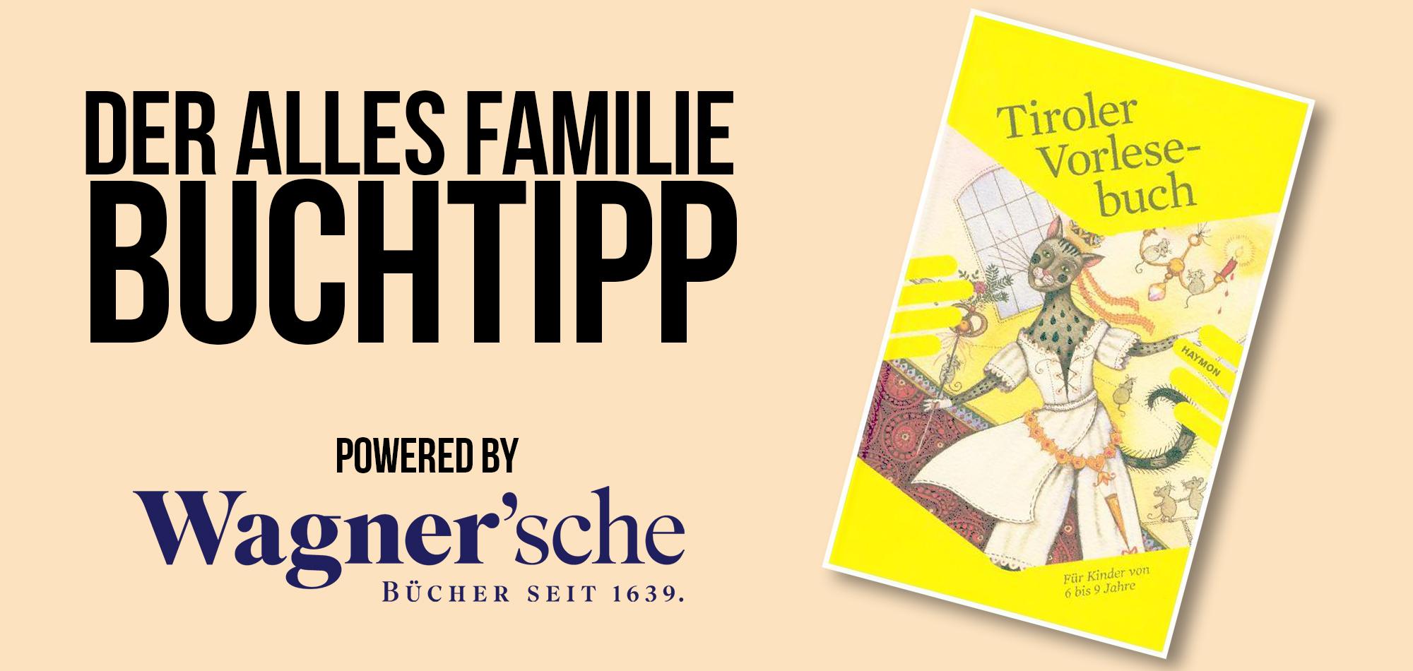 Das Tiroler Vorlesebuch Band 2