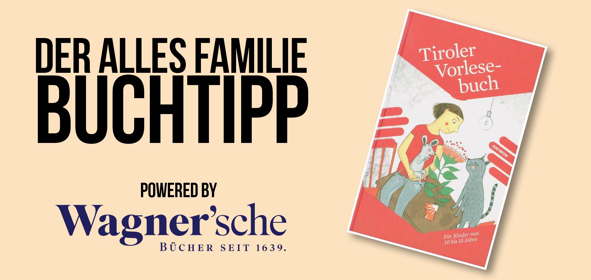 Das Tiroler Vorlesebuch Band 3
