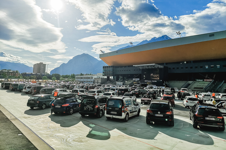 Autokino Innsbruck | Olympiaworld | Metropol Multiplexx