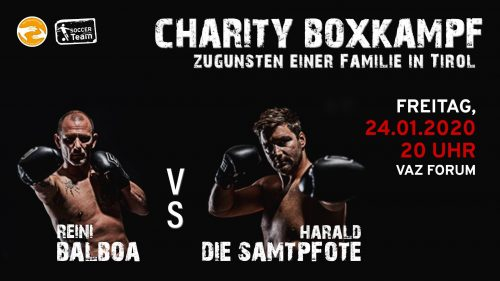 Charity Boxkampf / Forum in Rum