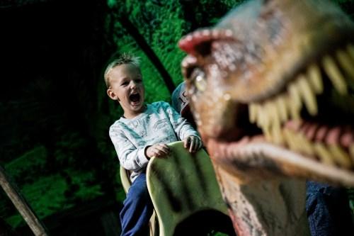 Dinoland Terfens bei Vomp – Die Dinosaurier sind los