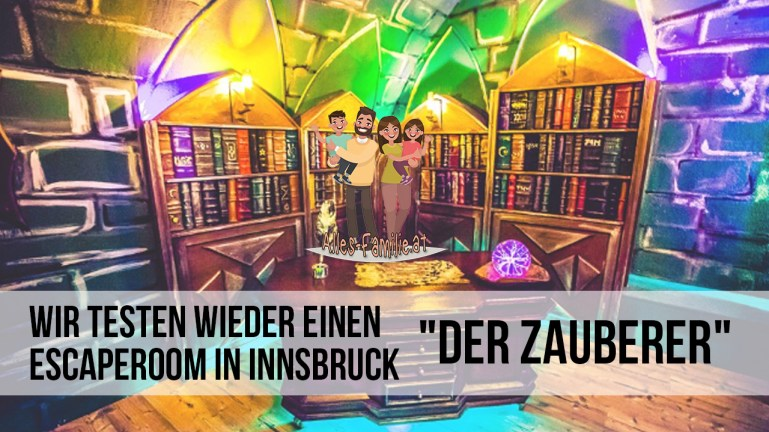 Escape Room Innsbruck - Escapegame Innsbruck Raumtest