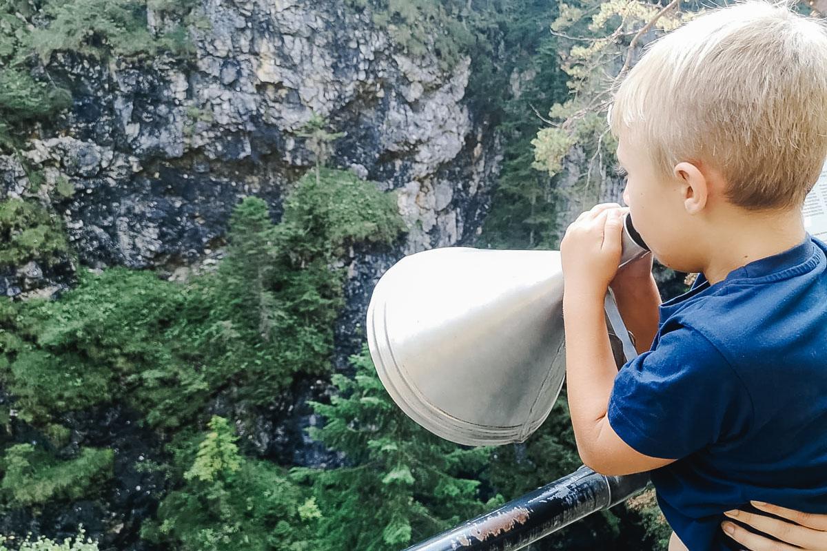 Geisterklamm Leutasch | Ausflugsziel Tirol