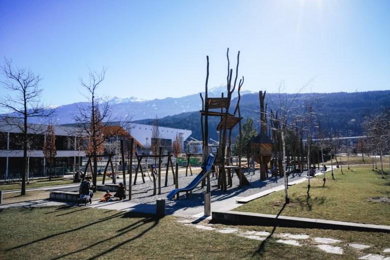 Spielplatz Innsbruck Olympiaworld – Das passende für alle Altersklassen