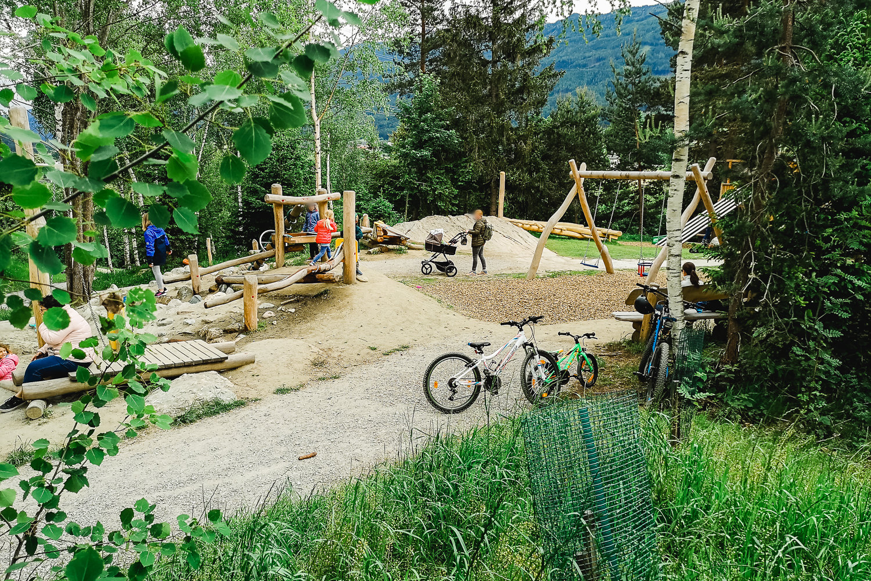 Waldpark Lans | Ausflugsziel Tirol