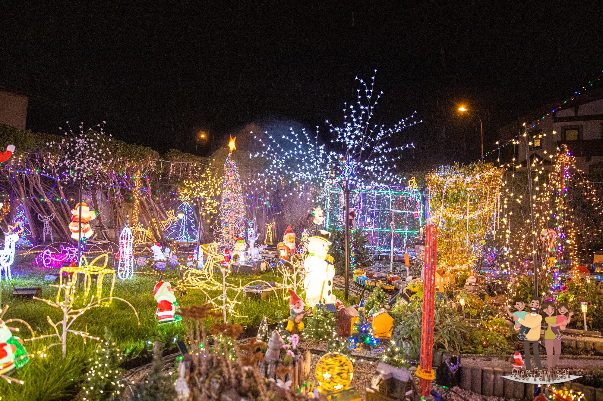 Weihnachtshaus Vomp / Foto: www.clickandsmile.at