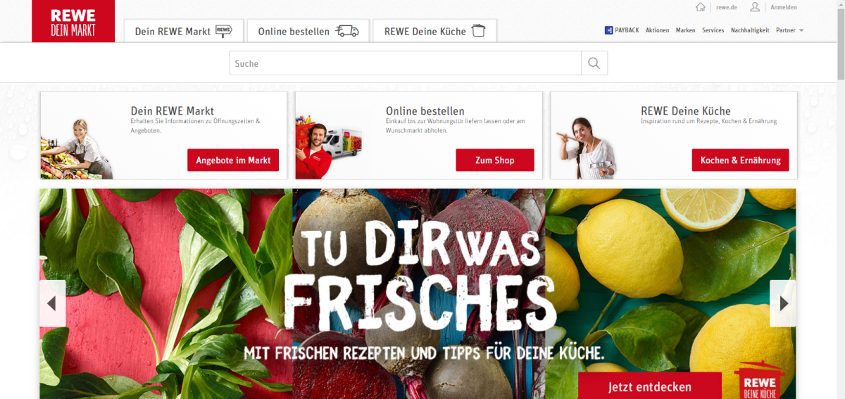 REWE FEATURE
