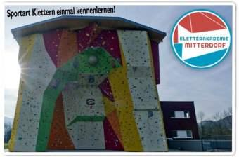 Kletterakademie Mitterdorf HOCHsteiermark