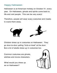 09 What is Halloween
