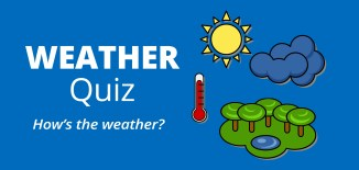 weather quiz