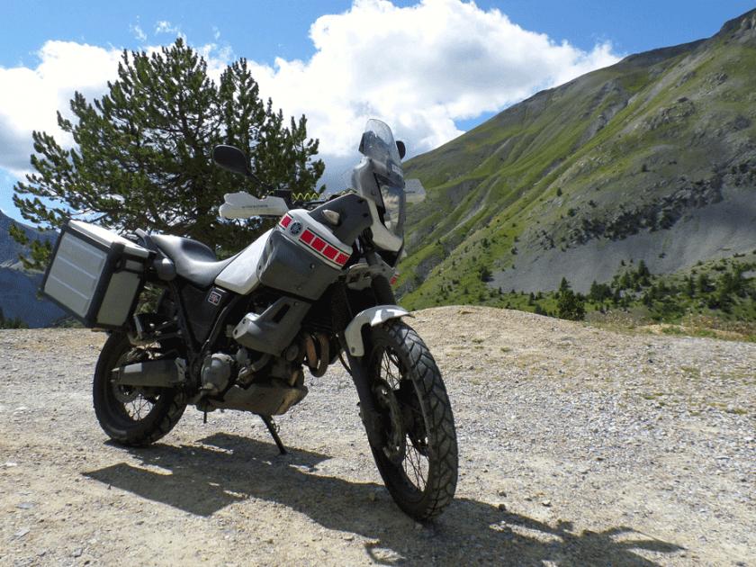 Yamaha XTZ660 Ténéré