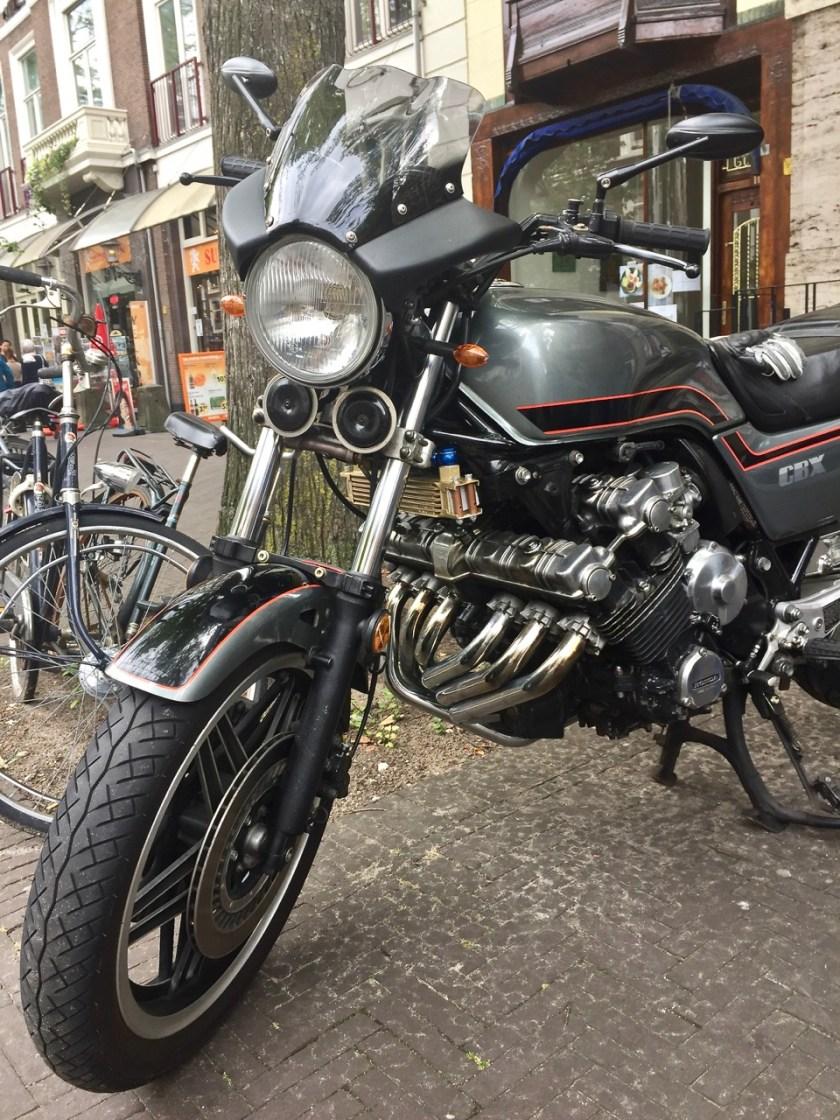 Honda CBX zes cilinder