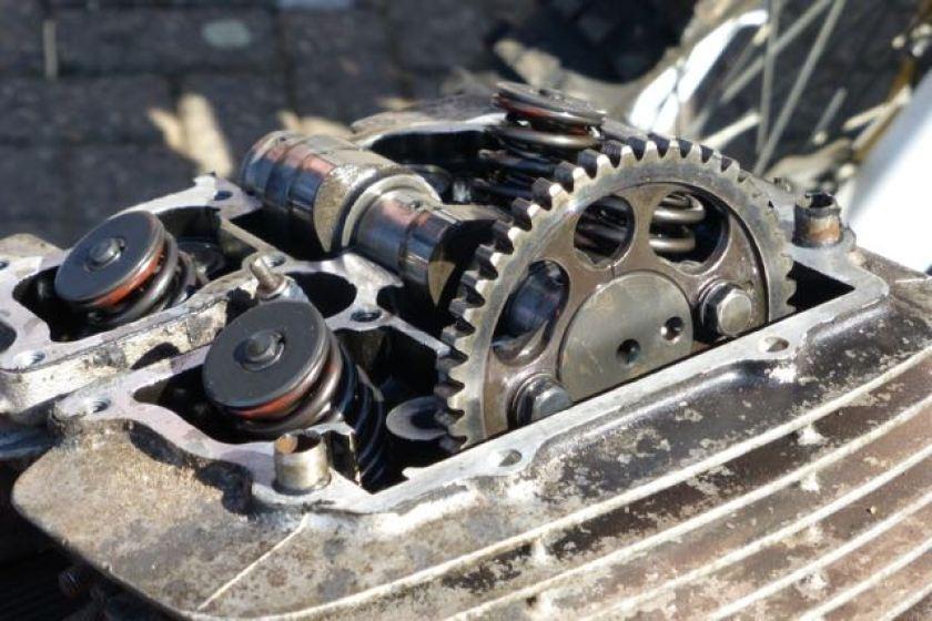 verbrandingsmotor