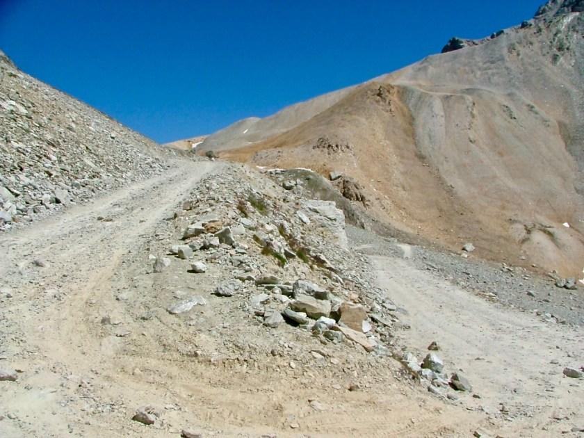 Bergpaden