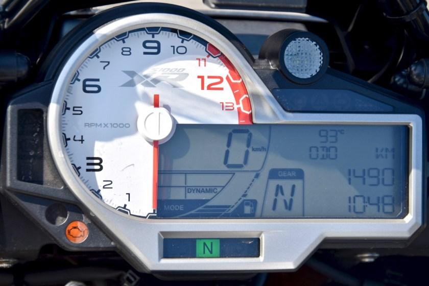 Dahsboard S 1000 RX