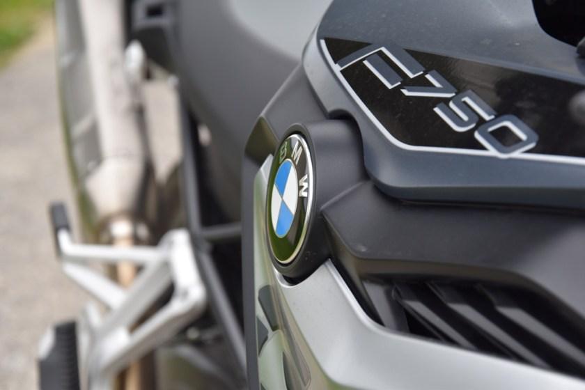 BMW F 750GS