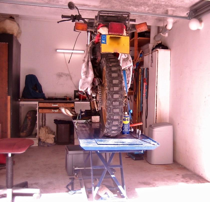 Motor heftafel
