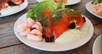 Je liefdesleven verbeteren? Eet meer vis