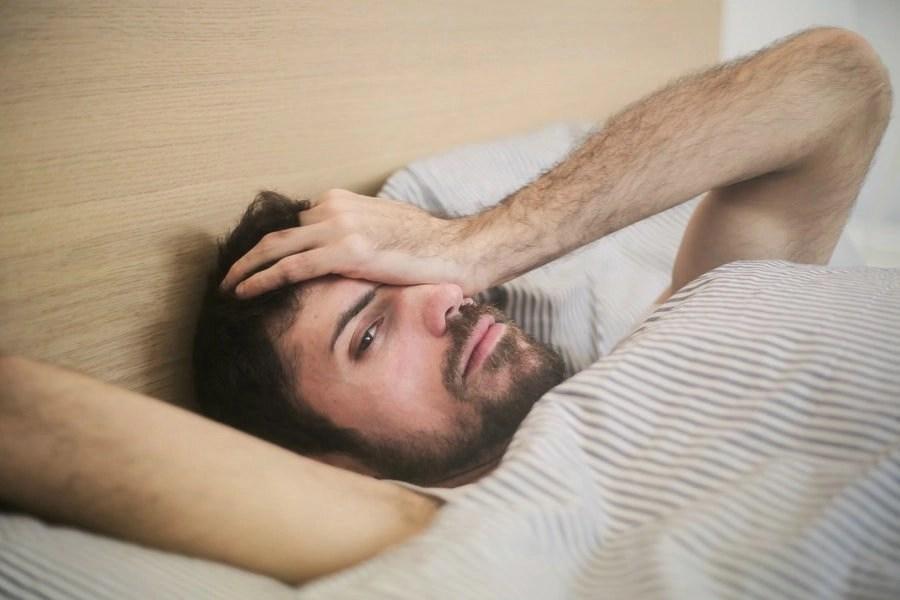 sacral hangover
