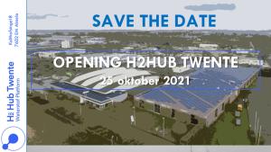 Opening H2Hub Twente @ Kolthofsingel 8 | Almelo | Overijssel | Nederland