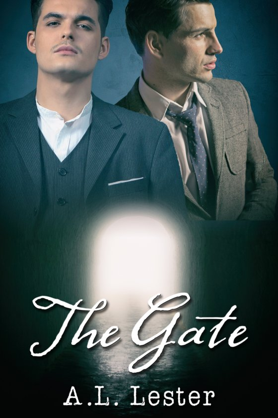 The Gate has a cover!