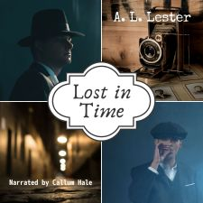 Audiobook cover: Lost in Time