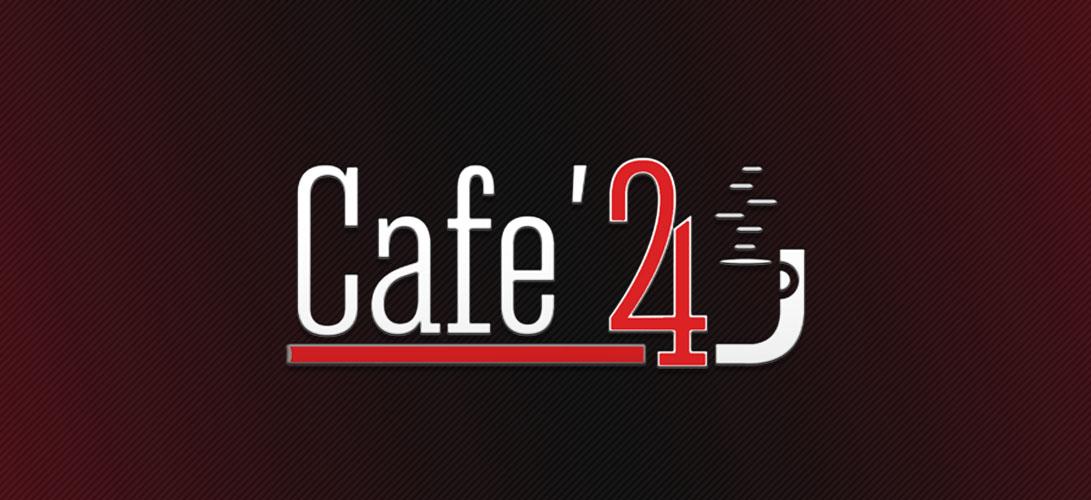 Cafè 24 Copertina