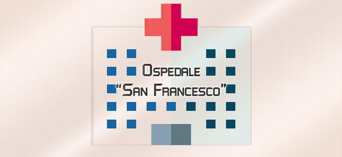 Ospedale Nuoro San Francesco copertina
