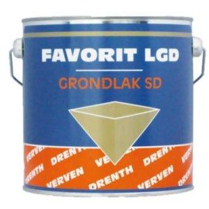 LGD Grondlak SD sneldrogende grondverf 25% voordeliger