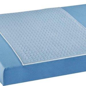 Careline wasbare incontinentie bed onderlegger - matrasbeschermer 2 liter