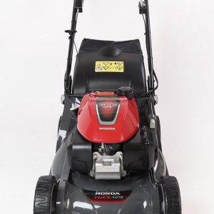 Honda HRX 476 VK Benzine Grasmaaier - 47cm - Vario aandrijving - Motorstop - Versamow mulchen en opvangen