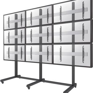 Newstar NeoMounts PRO verrijdbaar videowall meubel