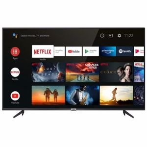TCL 4K Ultra HD TV 43P615