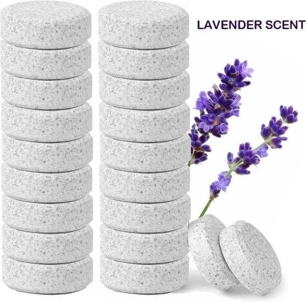 10 Schoonmaak tabletten Lavendel- Schoonmaakmiddelen - Allesreiniger - Desinfectiemiddel
