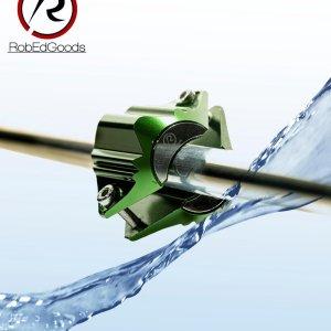 Magnetische Waterontharder - Vermindert Kalkaanslag - Eenvoudig te Installeren op de Waterleiding - Magneet 7500gauss - Waterverzachter - Waterontkalker