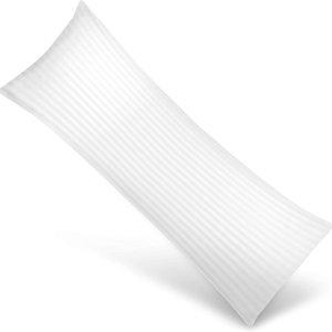 Osteomedix® Zwangerschapskussen - Ergonomisch Lichaamskussen - Kniekussen - Body Pillow met comforthoes