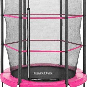 Salta Junior 140 cm roze rand - Trampoline